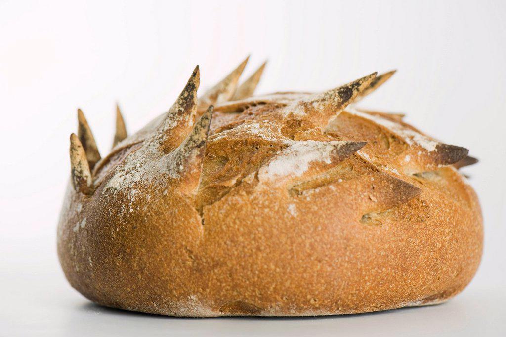 Stock Photo: 1569R-9043733 Crusty bread