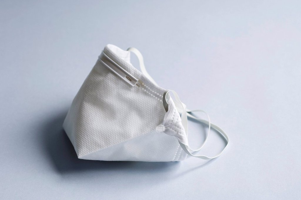 Flu mask : Stock Photo
