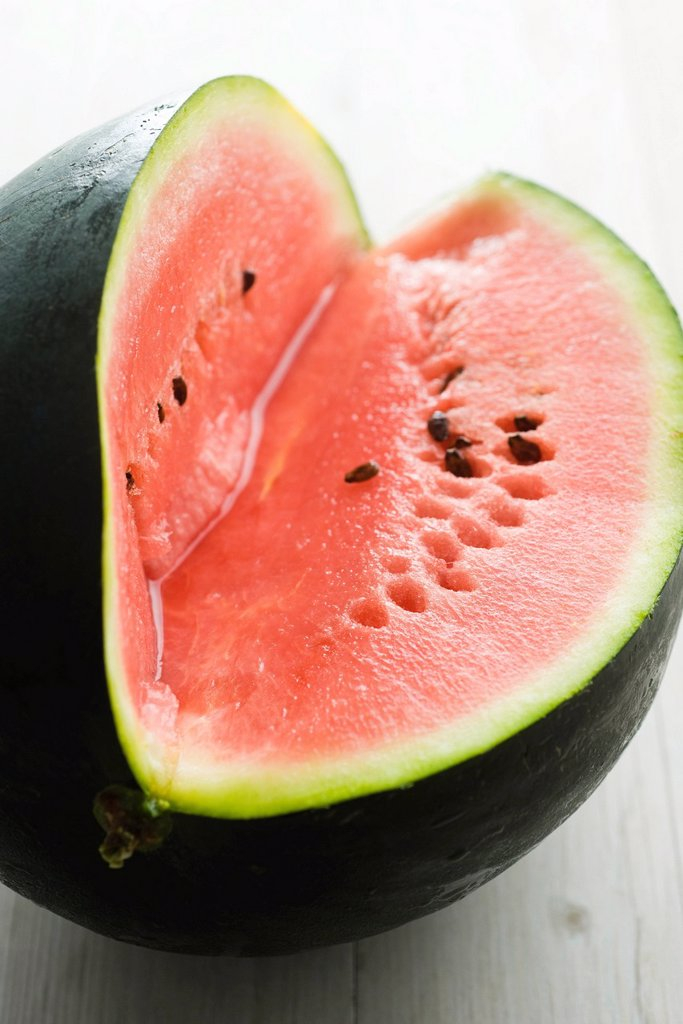 Fresh watermelon : Stock Photo