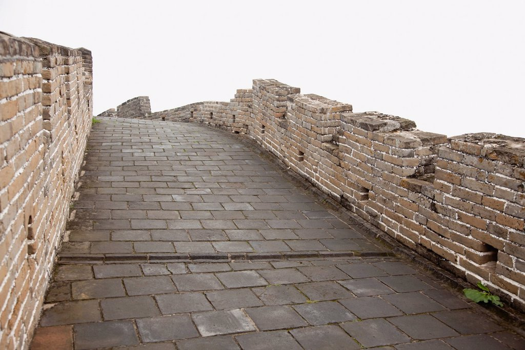 China, Great Wall of China : Stock Photo