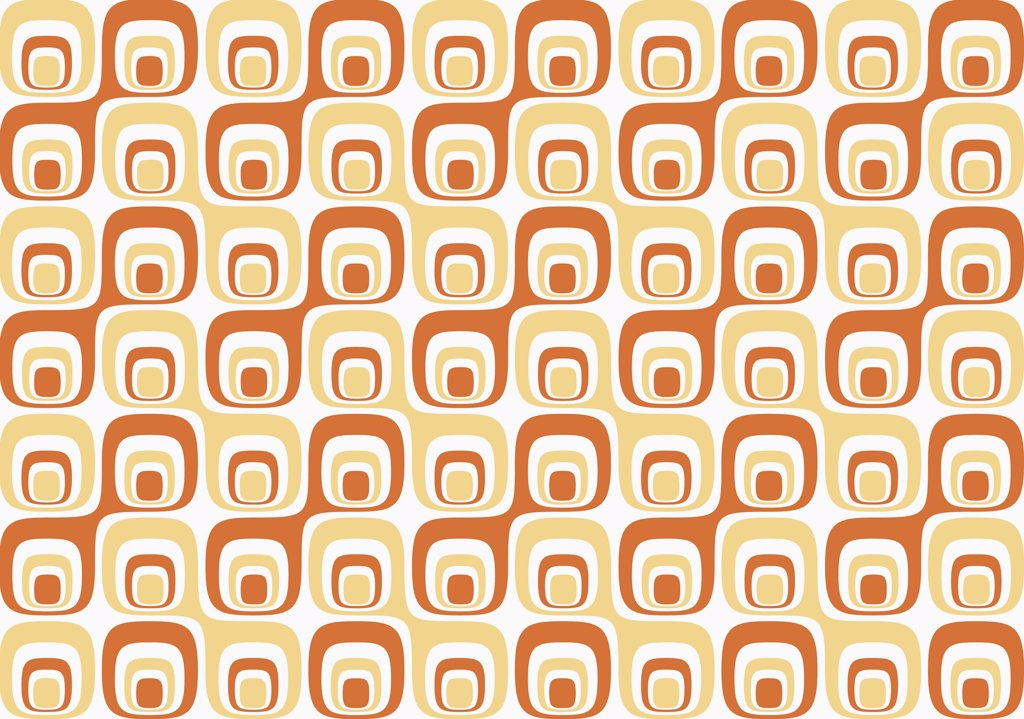 Stock Photo: 1570R-10025 illustrated abstract pattern