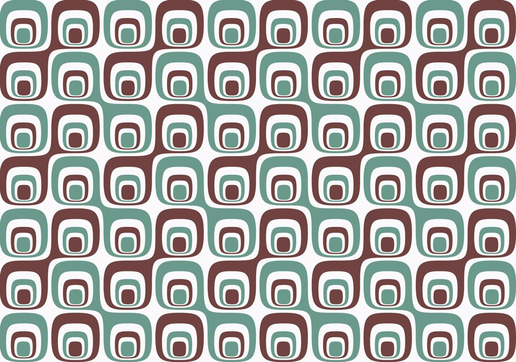 Stock Photo: 1570R-10026 illustrated abstract pattern