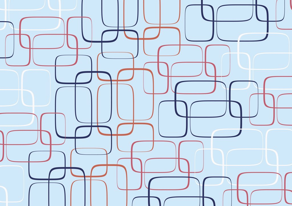 illustrated abstract pattern : Stock Photo