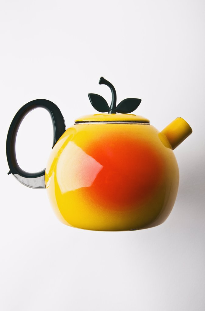 Stock Photo: 1570R-131882 A teapot in the form of a pear