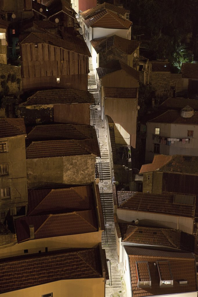 Stock Photo: 1570R-139766 Rooftops in Oporto (Porto), Portugal