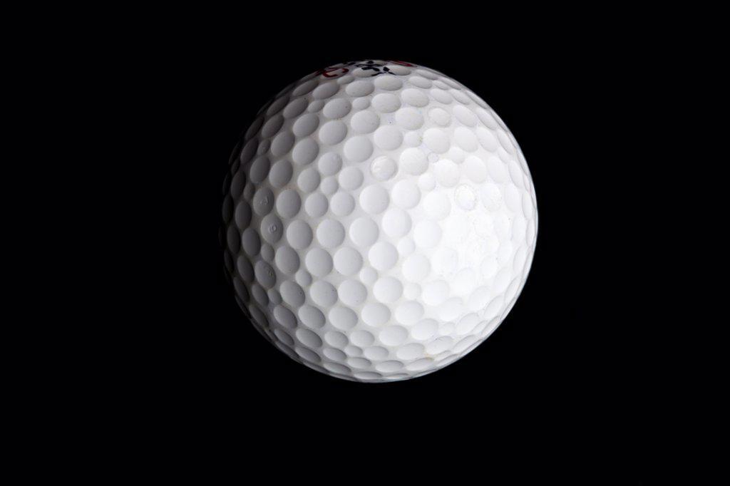 Stock Photo: 1570R-140925 Golf ball