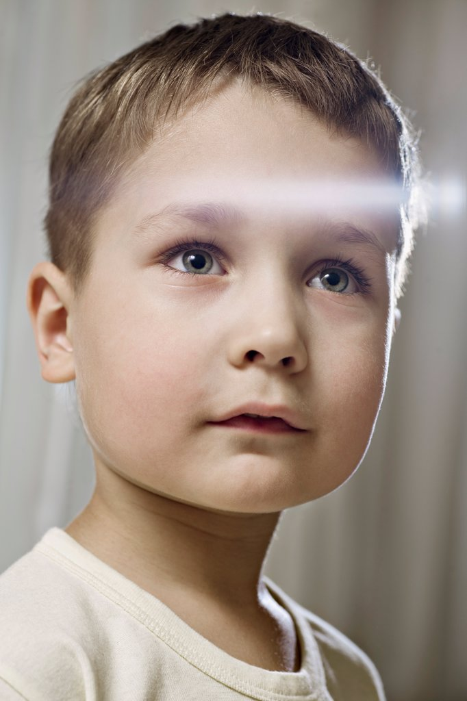 Stock Photo: 1570R-141034 Portrait of a boy
