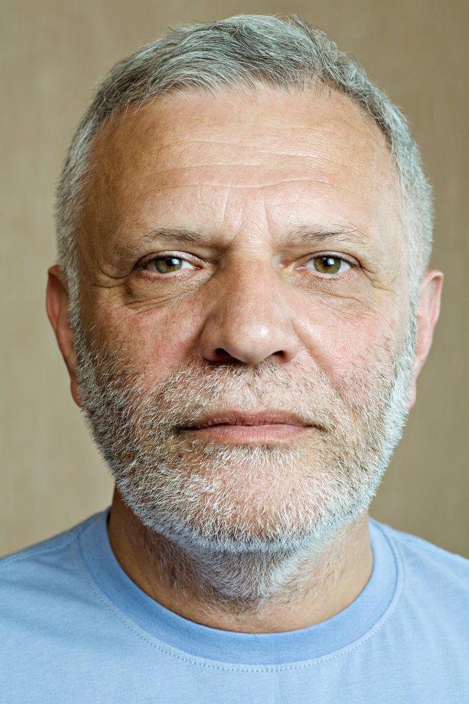 Stock Photo: 1570R-141044 Portrait of a mature man