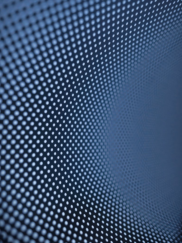 Stock Photo: 1570R-141453 Curved dot pattern