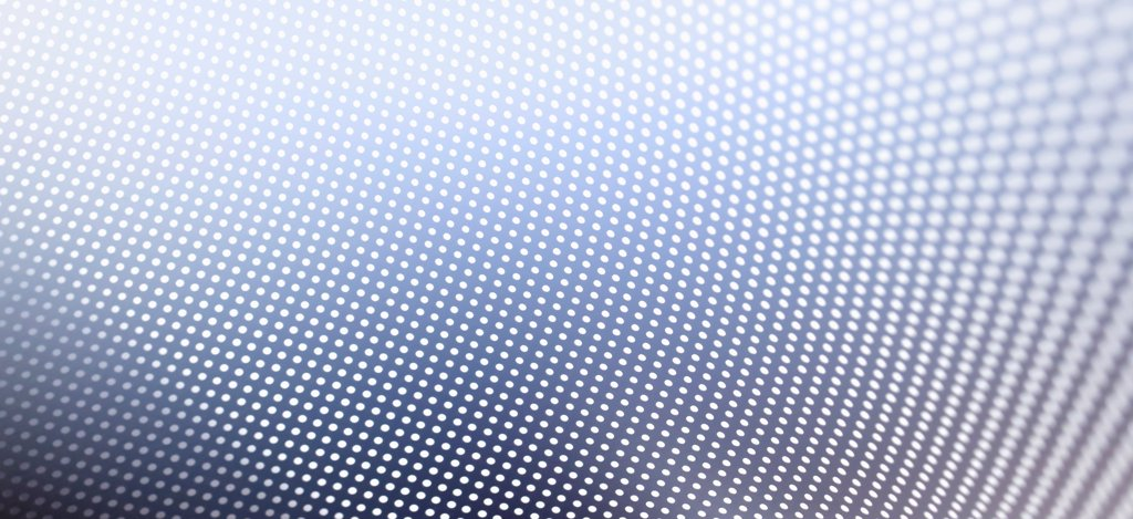 Stock Photo: 1570R-141454 Curved dot pattern