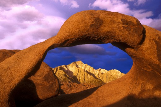 Stock Photo: 1574R-0018776 Mobius Arch