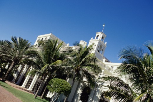 Stock Photo: 1574R-010116 The Breakers