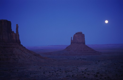 Mittens Buttes