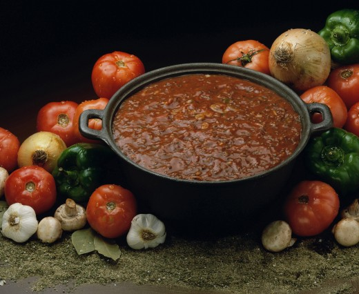 Stock Photo: 1574R-010966 Chili