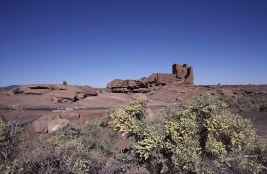 Wukoki Pueblo