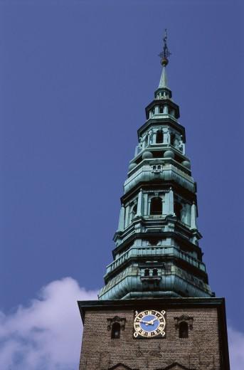 Stock Photo: 1574R-012043 Nikolaj Church Copenhagen Denmark