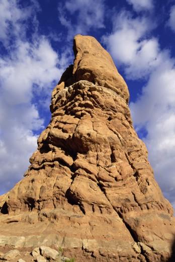 Stock Photo: 1574R-012109 Arches National Park  Utah USA