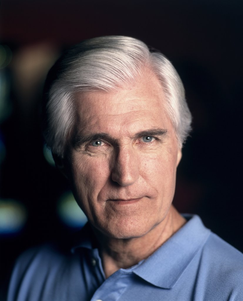 Stock Photo: 1574R-01303C Portrait of a senior man