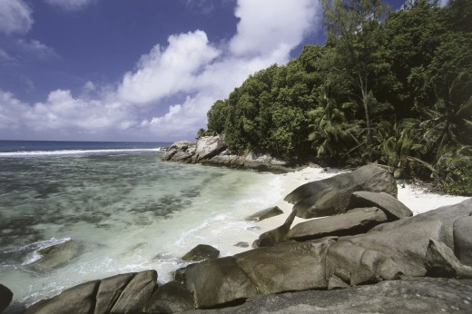 Stock Photo: 1574R-015251B Pirate Cove