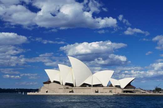 Stock Photo: 1574R-015799 Sydney Opera House