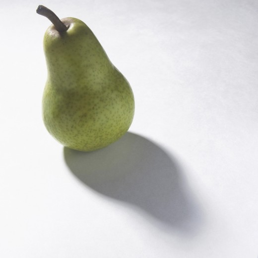 Stock Photo: 1574R-016060 Bartlett Pear