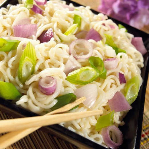Stock Photo: 1574R-016300 Oriental Noodles