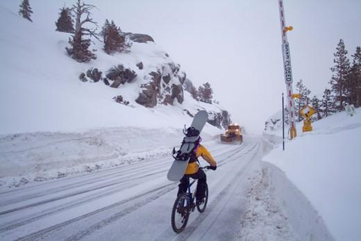 Near Donner Pass California USA : Stock Photo