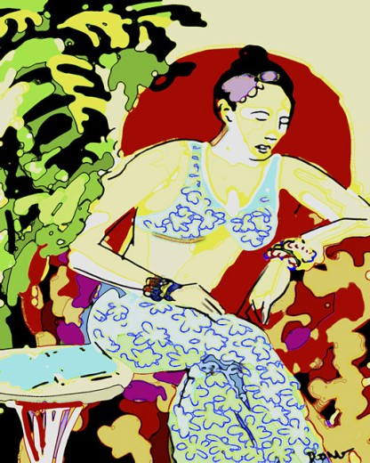Exotic Lady