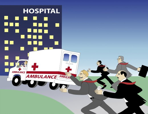 Ambulance Chasers I 