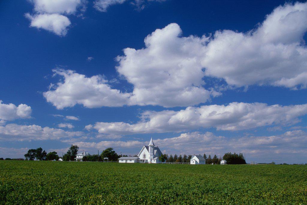Stock Photo: 1574R-34054 Marshall County Kansas USA