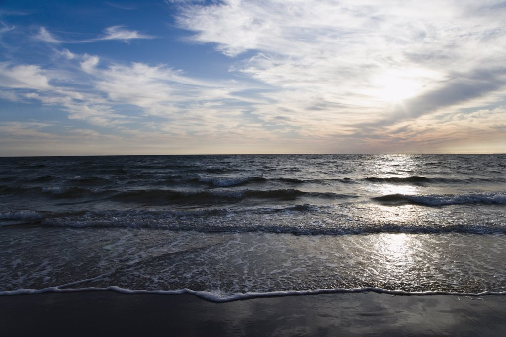 Stock Photo: 1574R-36877 Panoramic view of the sea, Cape Cod, Massachusetts, USA