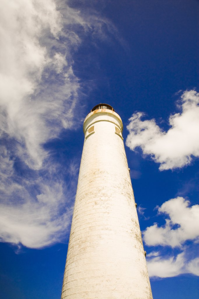 Low angle view of a lighthouse : Stock Photo