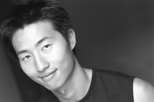 Stock Photo: 1575-01309 Portrait of young asian man