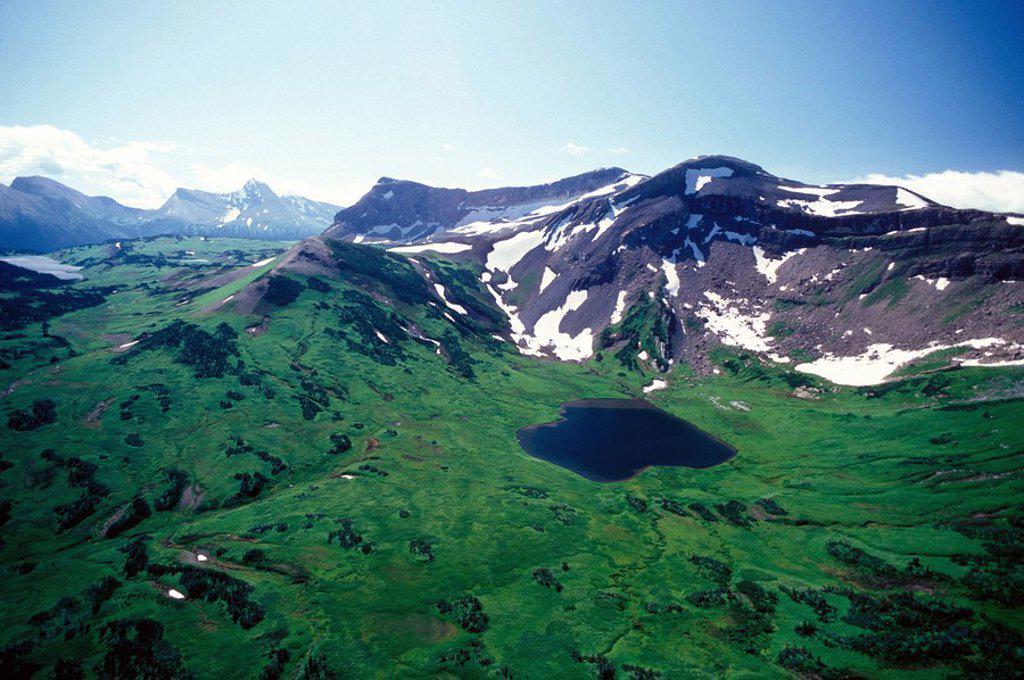 Peace River, Stone Mountain Provincial Park, British Columbia, Canada : Stock Photo