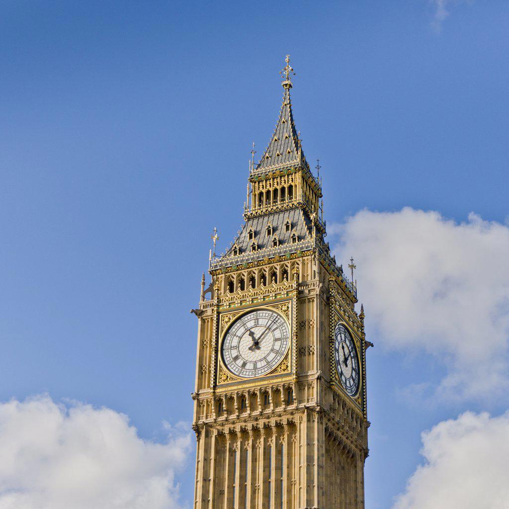 Stock Photo: 1580-635 UK, England, London, Big Ben