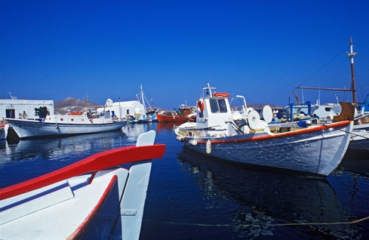 Paros Cyclades Islands Greece : Stock Photo