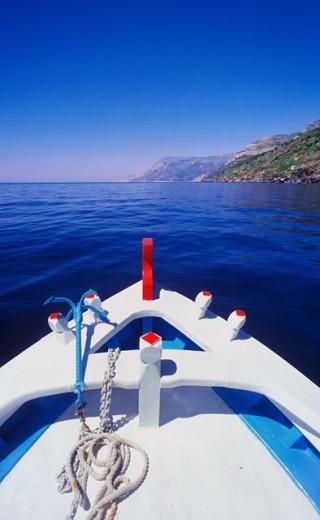 Ikaria Aegean Islands Greece : Stock Photo