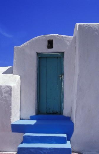 Santorini Cyclades Islands Greece : Stock Photo
