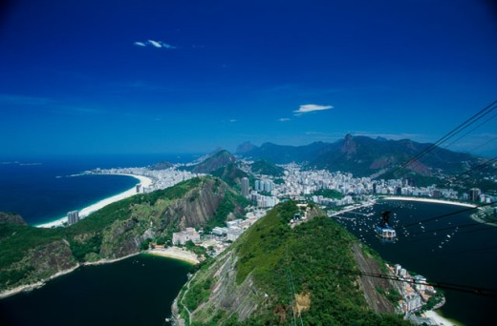 Stock Photo: 1590-222 Rio de Janeiro Brazil