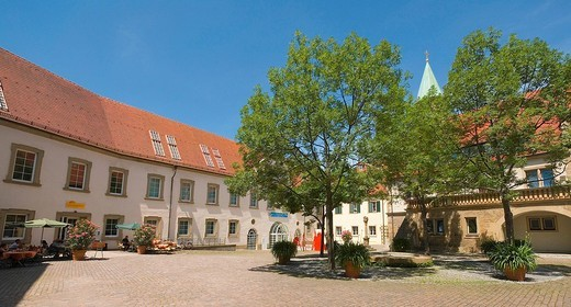 Stock Photo: 1597-101318 Germany, Baden_Wurttemberg, Heilbronn, Deutschhof,