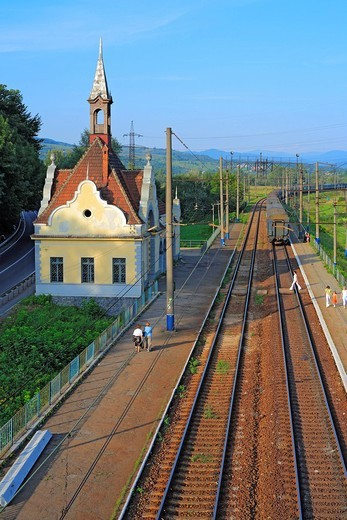Stock Photo: 1597-110246 Carpathians, Eastern Europe, Europe, European, Sub