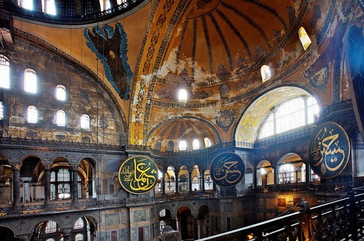 Istanbul, Turkey, Europe, Asia, Mosques, Mosque, Muslim, Muslem, Islamism, Islamic architecture, Travel, Travels, World travel, World locations, Middle east, Asia Minor, Temples, Temple, Saint Sophia Mosque, St Sophia Mosque, Hagia Sophia, Interior, Indoo. Istanbul, Turkey, Europe, Asia, Mosques, Mosque, Muslim, Muslem, Islamism, Islamic architecture, Travel, Travels, World travel, World locations, Middle east, Asia Minor, Temples, Temple, Saint Sophia Mosque, St Sophia Mosque, Hagia Sophia, Int : Stock Photo