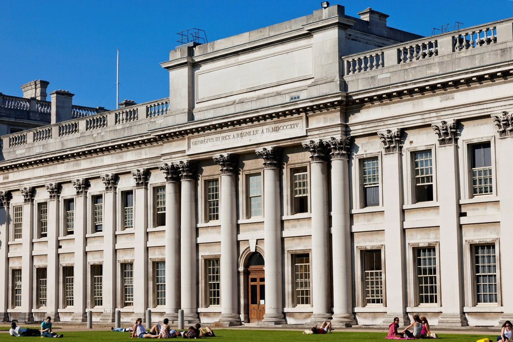 UK, United Kingdom, Great Britain, Britain, England, Europe, London, Greenwich, Trinity Laban Conservatoire : Stock Photo