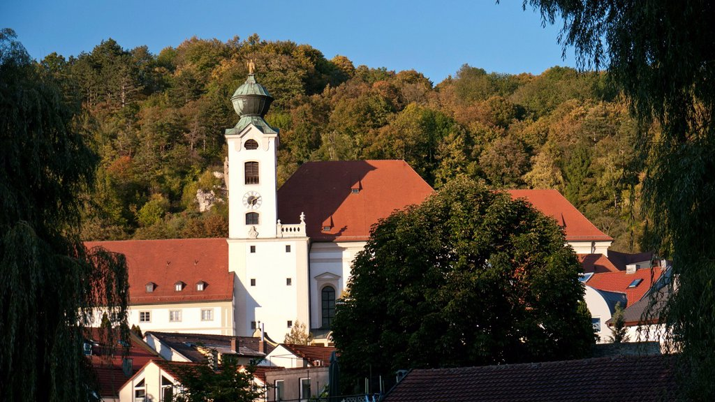 Stock Photo: 1597-166637 Altmühltal, Nature Park, Bavaria, Upper Bavaria, Christianity, Germany, Eichstätt, Catholicism, catholic, cloister, monastery, abbey, Walburg