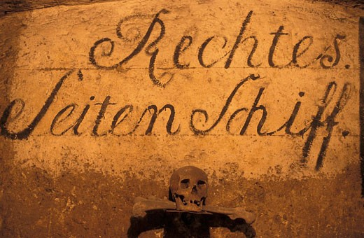 Austria, Europe, Michaeler, church, Vienna, catacombs, mummy, bones, historic, old, crypt, St. Michael, church, cataco : Stock Photo