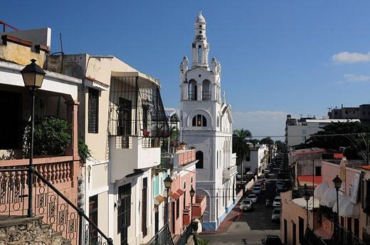 Stock Photo: 1597-61367 Zona Colonial, Santo Domingo, Dominican Republic