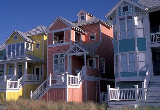 Usa, Atlantic Beach, North Carolina, Woo : Stock Photo