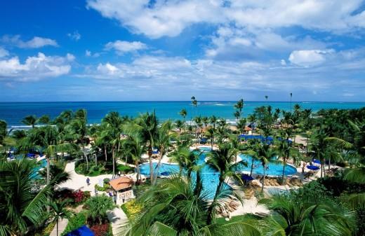Day, Puerto Rico, island, islands, Carib : Stock Photo