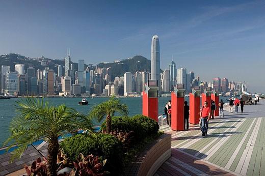 Stock Photo: 1597-71617  Hong Kong, Hongkong, Asia, Kowloon Distr