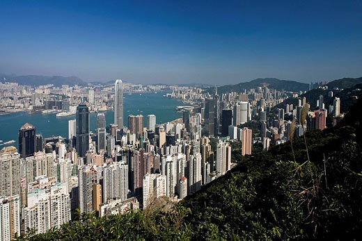 Stock Photo: 1597-71657  Hong Kong, Hongkong, Asia, Hong Kong, Ho